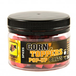 Corn Toppers Spices Standart насадка CC Baits - Фото