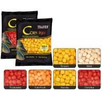Corn Puff 4mm/20g ваниль плавающая кукуруза Traper