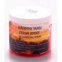 Eternal Boilies In Liquid - Mixed Fluoro Pink/Crab & Raspberry наживка Enterprise Tackle
