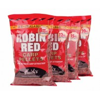 Robin Red Carp Pellets 6mm, Dynamite Baits...