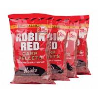 Robin Red Carp Pellets 6mm пеллетс Dynamite...