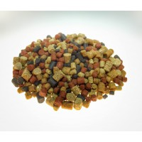4 Sesons Mix Pellets 1kg пеллетс ST Baits