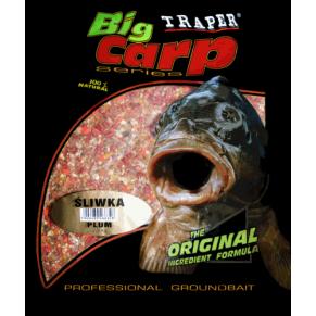 Big Carp 2,5kg слива прикормка Traper - Фото