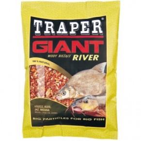 Giant 2,5кг River Super Bream прикормка Traper - Фото