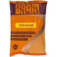 Universal 1kg прикормка Brain