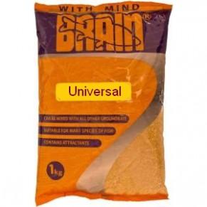 Universal 1kg прикормка Brain - Фото