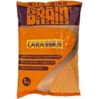 Carassius 1kg прикормка Brain