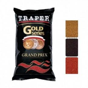 Gold 1кг Grand-Prix прикормка Traper - Фото