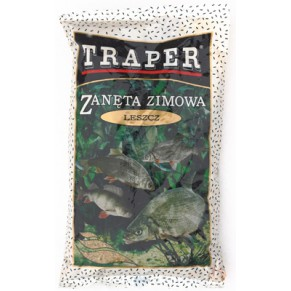 Прикормка зимняя 0,75 лещ Traper - Фото