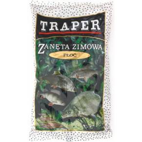 Прикормка зимняя 0,75 плотва Traper - Фото