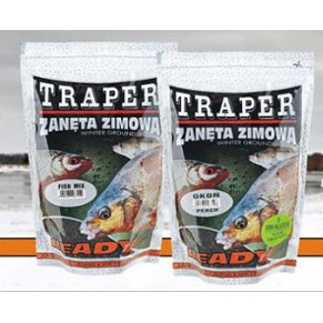 Ready 0.75кг плотва готовая зимняя прикормка Traper - Фото