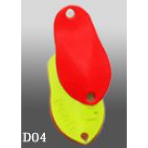 Penta 1.3g 19mm D04 блесна Ivyline - Фото