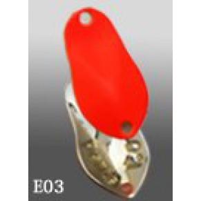 Penta 1.3g 19mm E03 блесна Ivyline - Фото