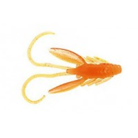 PowerBait Power PBHPN1 2.5cm 12шт Pumpkin Chartreuse нимфа Berkley