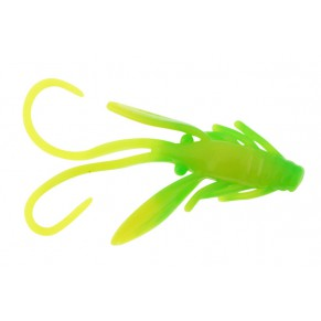 PowerBait Power PBHPN1 2.5cm 12шт Green Chartreuse нимфа Berkley - Фото