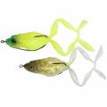 Mask Frog Kajika Frog & Chartreuse Frog силикон Jackall
