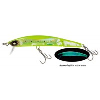 F1051-HCIW Crystal 3D Minnow Jointed (F) 130mm воблер YoZuri
