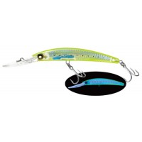F982-HCIW Crystal 3D Minnow Deep Diver (F) 130mm воблер YoZuri