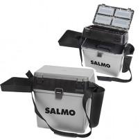 Зимний ящик пластиковый высокий Salmo 39,5х24см; h-37,5см