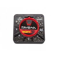 7 Compartment Square Soft Super Shot D7CSQ набор грузил Daiwa