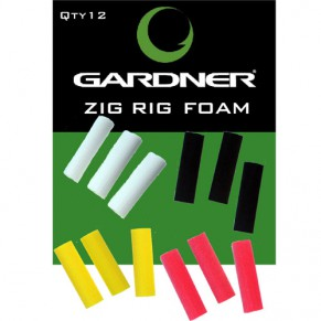 ZIG RIG Foam Mixed Plus пена Gardner - Фото