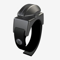 Ring Black резак-кольцо для плетенного шнура Line Cutterz