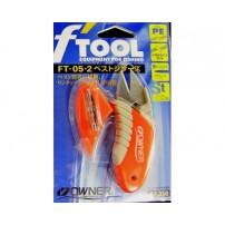 FT-05 89699 Orange ножницы Owner
