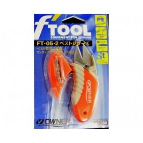 FT-05 89699 Orange ножницы Owner - Фото