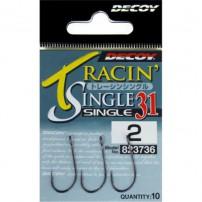 Single 31 n8 10шт крючок Decoy