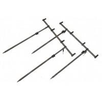 Green Goalpost Kit 4 Rods 2 буз бара 60.5cm + стойка род-под Prologic