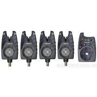 Senzora 13 Bite Alarm Set 4+1 набор сигнализаторов Prologic