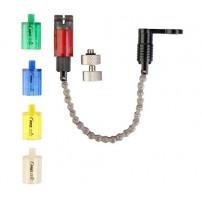6 Shooter micro chain hanger kit сигнализатор Prologic