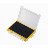 Run Gun Case 3010W-2 Clear/Yellow коробка Meiho