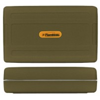 Foam Fly Box Magnetic Closure 2906F коробка Flambeau