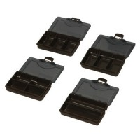 Green Rig Accessories Boxes 4pcs 11,5x7,5x2,5cm коробка Prologic
