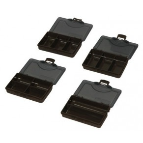 Green Rig Accessories Boxes 4pcs 11,5x7,5x2,5cm коробка Prologic - Фото