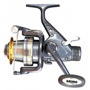 Diamond Baitfeeder 4+1 50 катушка Salmo - Фото