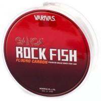 Ganoa Rock Fish Fluoro 100yds #3.5 14lb флюорокарбон Varivas