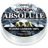 Ganoa Absolute Fluoro 100m 16lb флюорокарбон Varivas