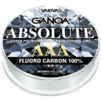 Ganoa Absolute Fluoro 100m 25lb флюорокарбо...