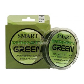 Smart Dynasty Green 150m 0,22mm леска Maver - Фото