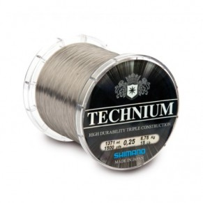 Technium INVIS 1252m 0.28mm леска Shimano - Фото