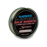 Aspire Silk Shock 50m 0.12mm Shimano