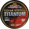 Titanium 0,27 steel, 12,1 kg 100m леска Select