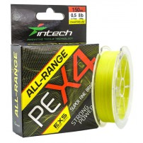 All-Range PE X-4 150m #0.3 шнур Intech