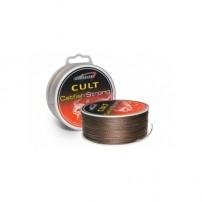 Cult Catfish Strong 0.50мм 200м коричневый шнур Climax