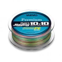 New Avani Jigging 10*10 200m #0.6 шнур Varivas