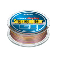 Super Conductor PE LS4 300m #2.5 шнур Varivas