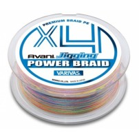 Jiging Power Braid PE x4 200m #0.6 шнур Varivas