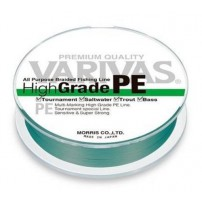 High Grade PE Green 150m #1 13.1lb, Varivas...